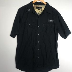 Vans Off The Wall Button-up Shirt